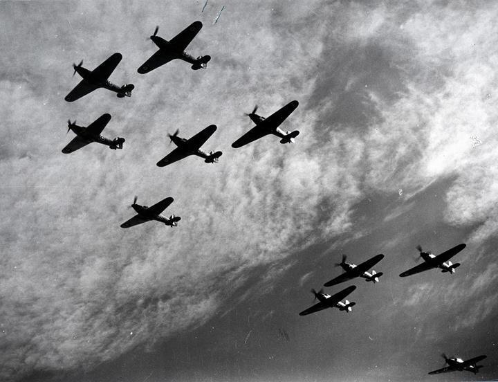 """Matematik, """"Naziler, İngiltere'yi daha erken bombalasalardı ne olurdu?"""" sorusuna cevap buldu"""