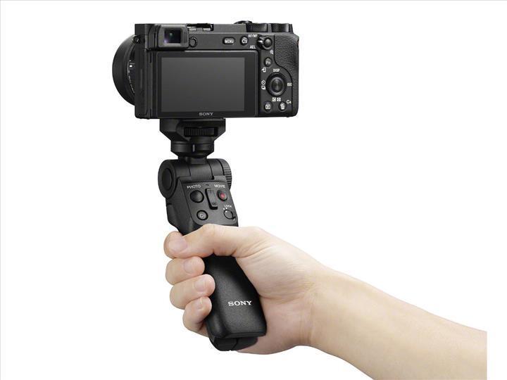 Sony aynasız kameralar için kablosuz tutucu duyurdu