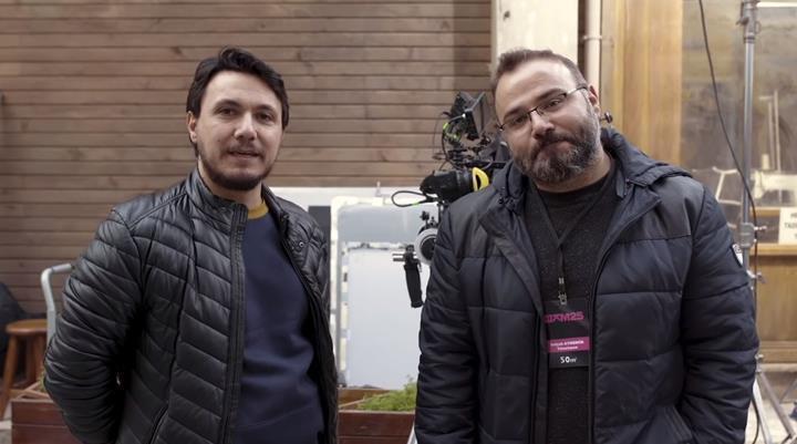 Netflix Türkiye'den Burak Aksak'lı yeni dizi: 50m2