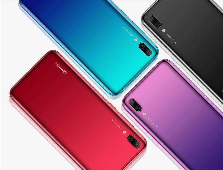 Huawei'nin 5.000 mAh pile sahip yeni telefonu TENAA'da göründü