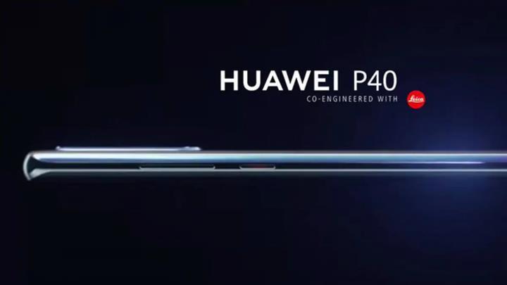 Huawei P40'ın detaylarını gösteren yeni render görüntüleri ortaya çıktı