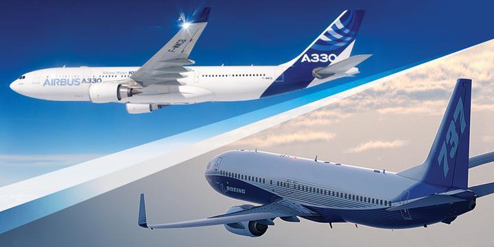 Boeing, Airbus karşısındaki en büyük yenilgisini 2019 yılında aldı