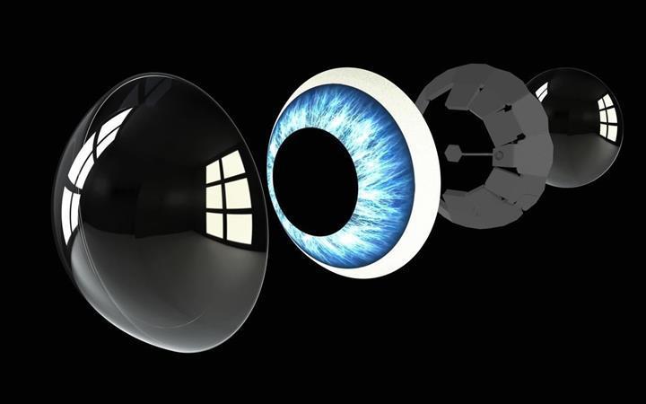Mojo Vision şirketi kontakt lens üzerine artırılmış gerçeklik ekranı koyuyor