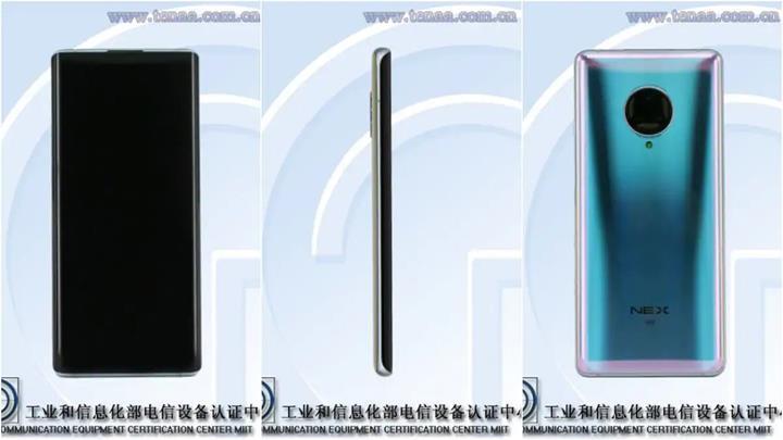 Şelale ekranlı Vivo NEX 3 5G'nin tanıtılacağı tarih açıklandı