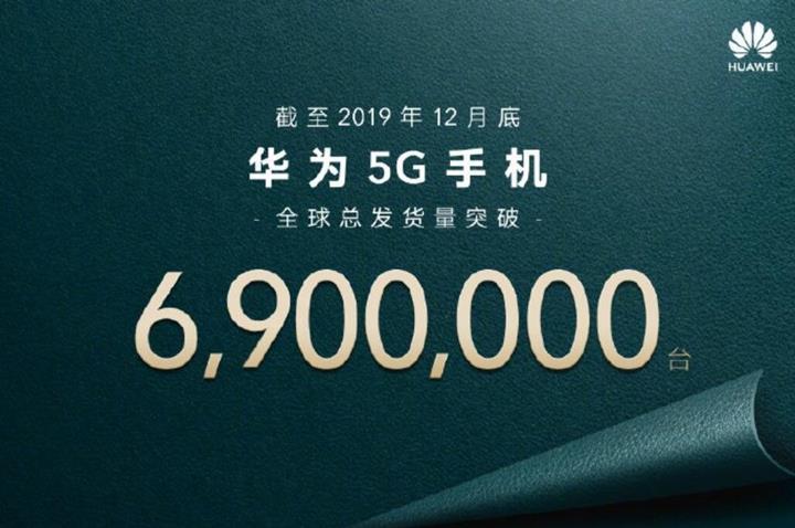 Huawei, 2019'da Samsung'dan fazla 5G destekli telefon sattı