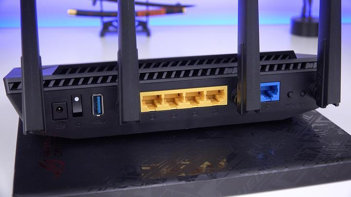 Router'ı ve adaptörü 802.11ax yapsak? 'Asus RT-AX58U router ve PCE-AX58BT Wi-Fi adaptör incelemesi'