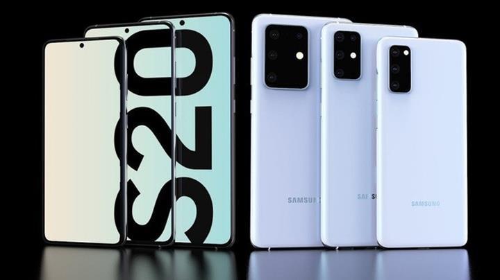 Samsung Galaxy S20 serisinin tüm özellikleri belli oldu