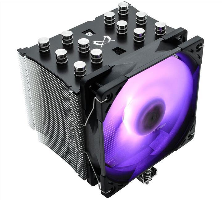 Scythe, Mugen 5 Black RGB Edition'ı duyurdu
