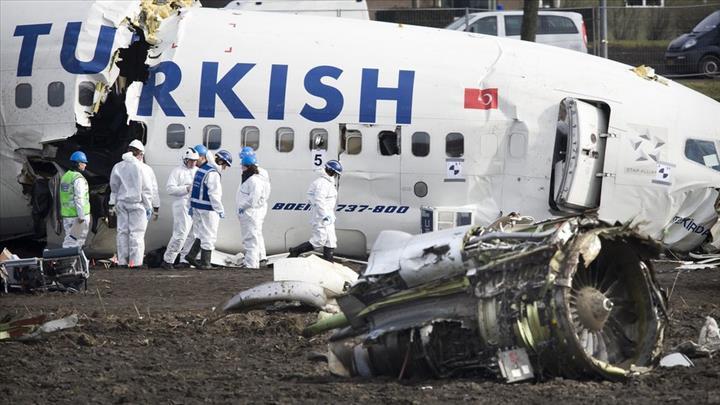 2009 THY Amsterdam kazası ile ilgili skandal gelişme