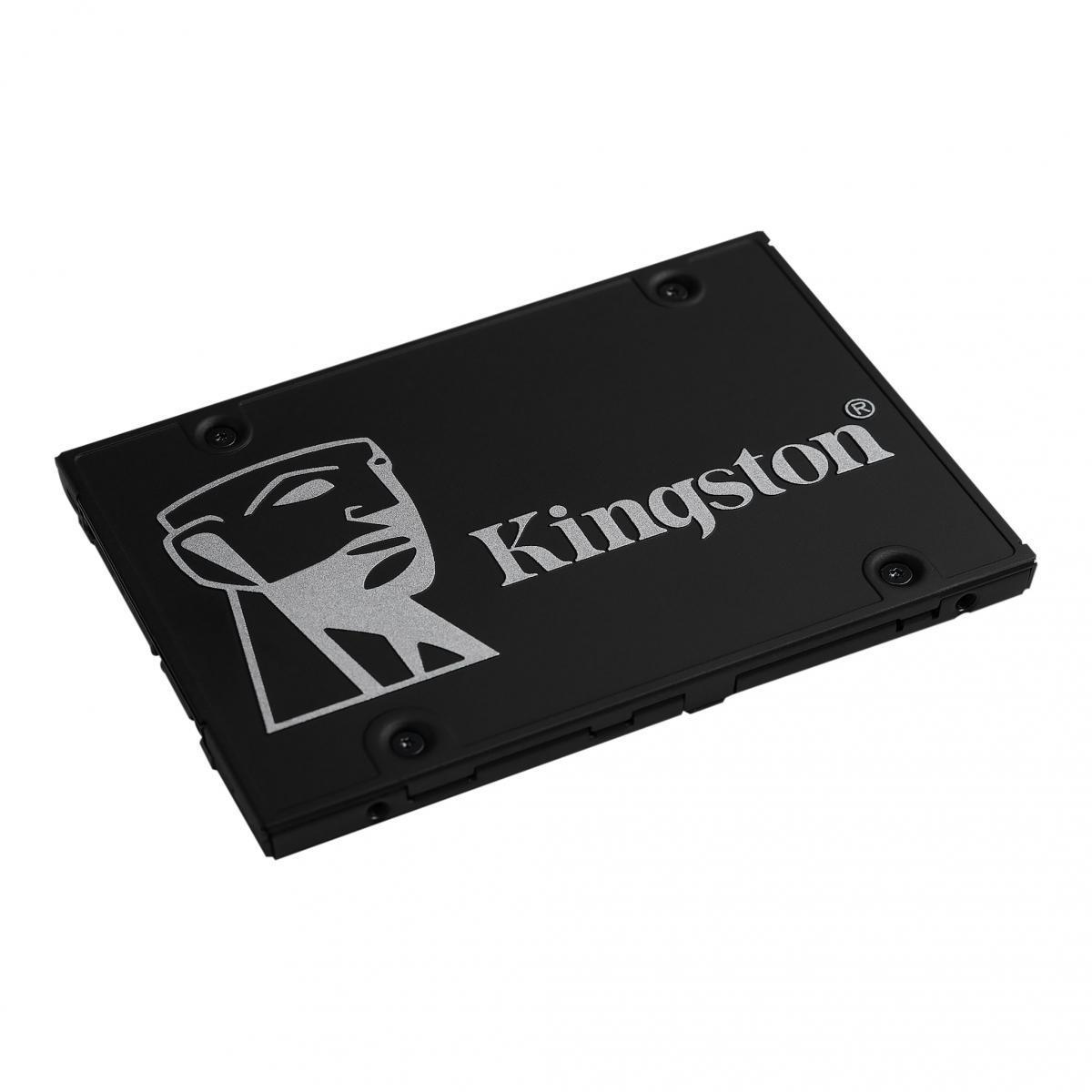 Kingston KC600 SSD'sini 2 TB ile güncelledi
