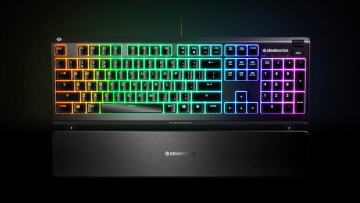SteelSeries Apex 3 ve 5 oyuncu klavyeleri duyuruldu