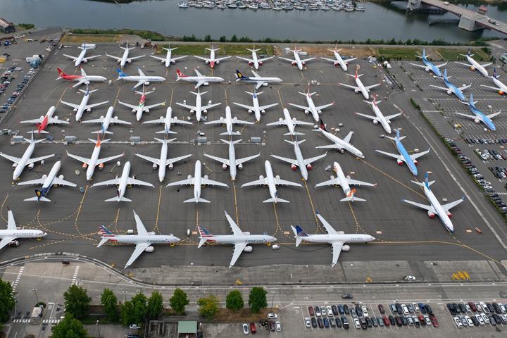 Boeing'den 737 MAX'ların yeniden uçuşuyla ilgili bir erteleme daha