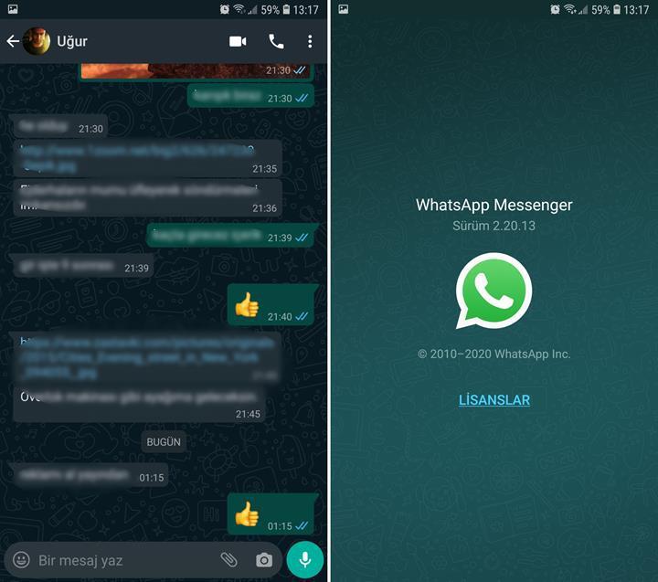 WhatsApp sonunda Koyu Tema özelliğine kavuştu