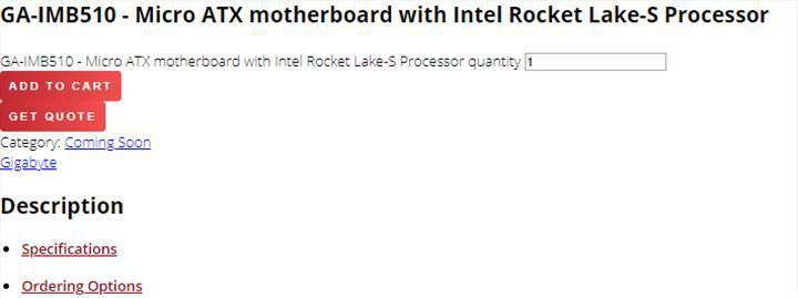 Intel Rocket Lake-S platformuna yönelik H510 yongaseti ortaya çıktı