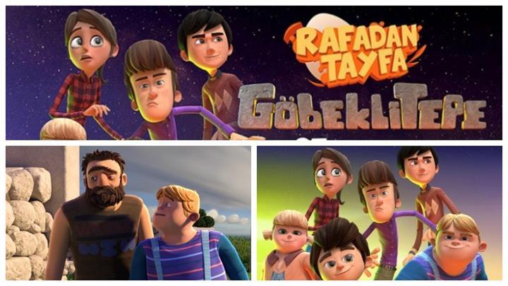 Rafadan Tayfa: Göbeklitepe animasyon filmi kırılması zor bir rekora imza attı