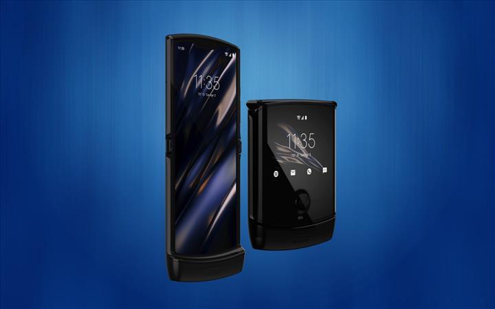 Katlanabilir akıllı telefon Motorola Razr 2019, 6 Şubat'ta satışa çıkıyor
