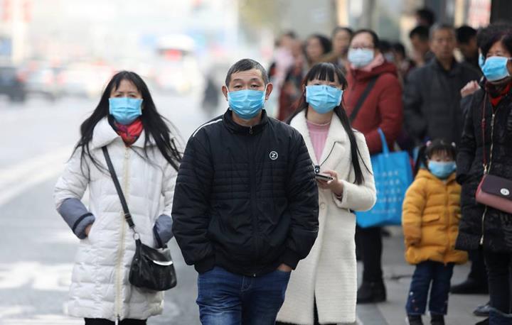 Çin'deki virüs salgını Huawei'yi de etkiledi