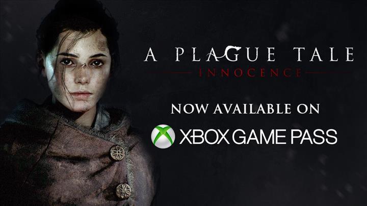 A Plague Tale: Innocence,  Xbox Game Pass platformunda yerini aldı.