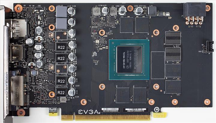 RTX 2060/2070 GPU'su içeren EVGA'nın bazı RTX 2060 KO modelleri daha performanslı