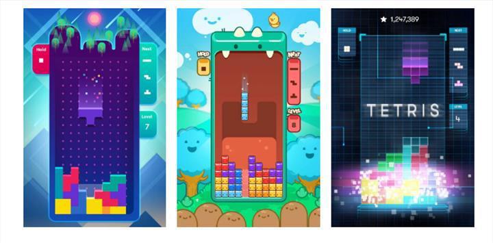 Tetris mobil dünyaya geri dönüyor