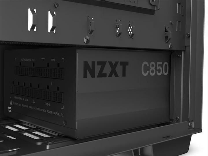 NZXT C serisi güç kaynaklarını satışa sundu