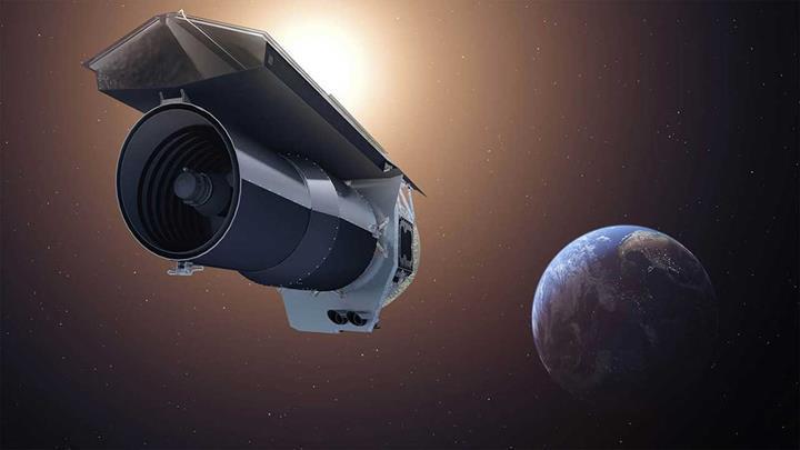 Efsanevi uzay teleskobu Spitzer'e veda vakti geldi