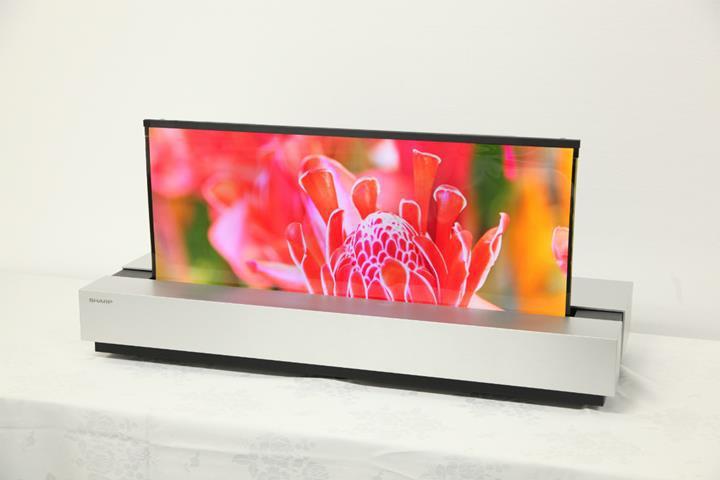 Sharp, OLED TV pazarına giriyor