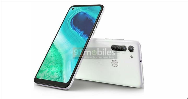 Motorola Moto G8'in render görüntüleri ve teknik detayları ortaya çıktı