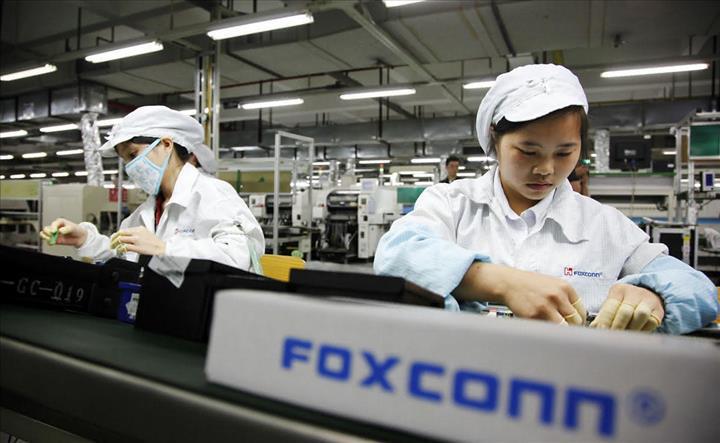 Foxconn: Virüs salgınına rağmen tüm üretim yükümlülüklerimizi yerine getireceğiz