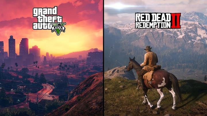 Rockstar'da yüzler gülüyor: GTA 5 ve RDR 2'nin satış rakamları açıklandı