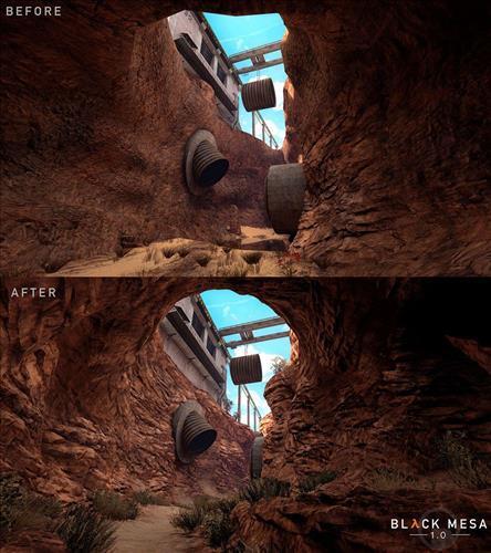 Half-Life Remake'i Black Mesa 1.0 sürümü yakında indirmeye sunulacak