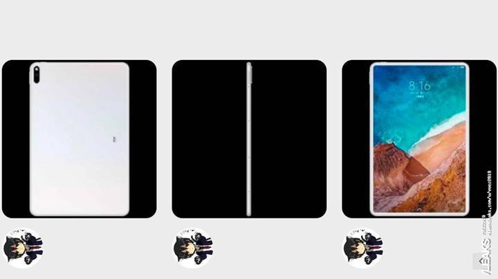 Xiaomi Mi Pad 5'in ilk görüntüleri sızdırıldı