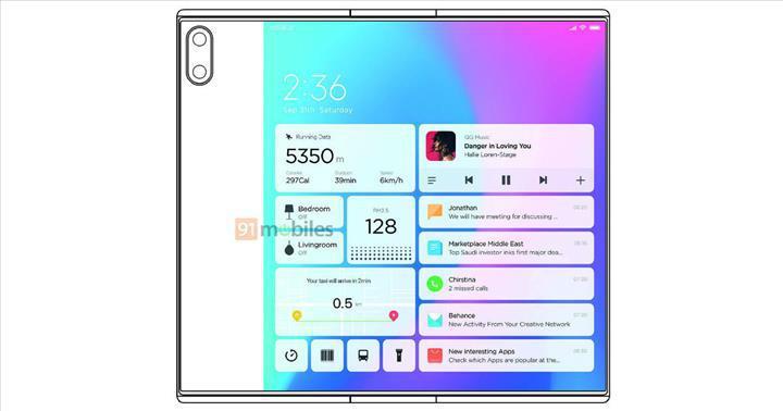 Xaiomi'nin katlanabilir akıllı telefonu Mi Mix Fold'un detayları netleşiyor