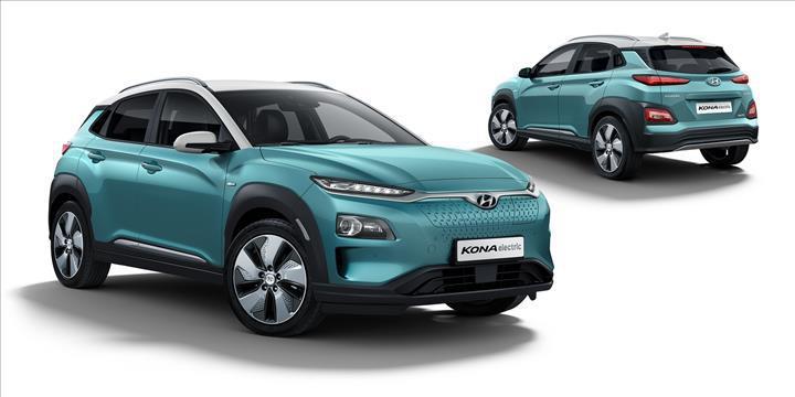 Hyundai Kona Electric, Avrupa'da üretim bandına çıkıyor