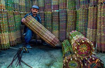 Orhan Kartal, Sepet bal kovanı yapımı / Bitlis, Hizan