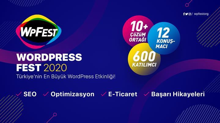 WordPress tutkunları 5 Mart tarihinde WPFest'te buluşuyor