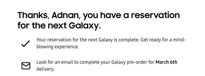 Samsung Galaxy S20'nin çıkış tarihi belli oldu