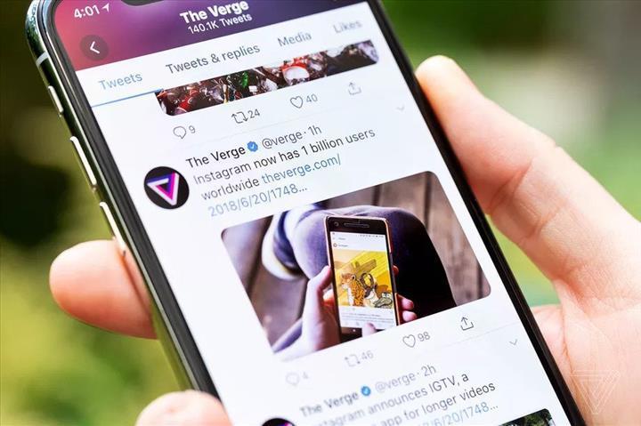 Twitter, iOS uygulamasındaki konuşmaları takip etmeyi kolaylaştıran yeni bir özellik sundu