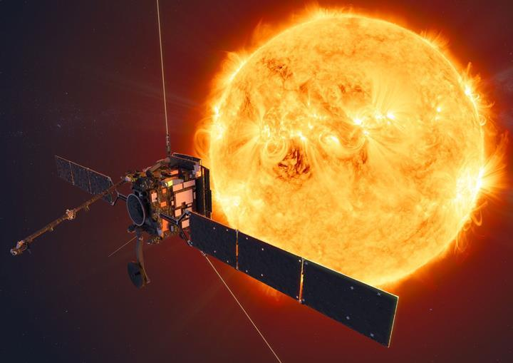 Avrupa'nın 1,5 milyar euroluk uzay aracı Solar Orbiter, haftaya Güneş'e gönderiliyor