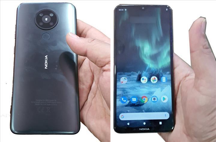 Nokia 5.2 ortaya çıktı