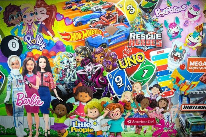 Oyuncak üreticisi Mattel, 2030 yılına kadar %100 geri dönüştürülebilir oyuncaklar üretecek