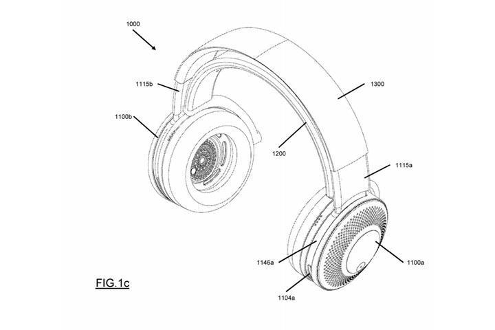 Dyson tarafından 'hava temizleyicili kulaklık' için patent alındı