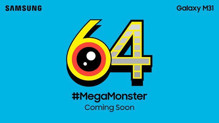 Orta segment Samsung Galaxy M31, 64MP'lik ana kamera ile gelecek