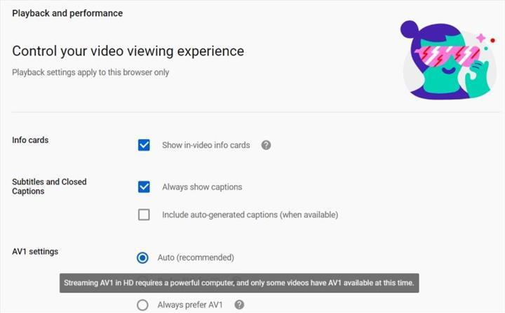 Netflix Android uygulamasında veri tasarrufu için AV1 kodeklerine geçti