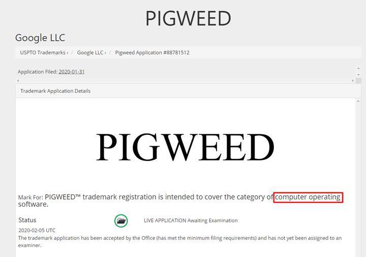 Google'dan yeni işletim sistemi geliyor: Pigweed