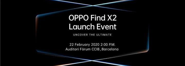 Oppo Find X2, 22 Şubat'ta ezber bozmaya geliyor