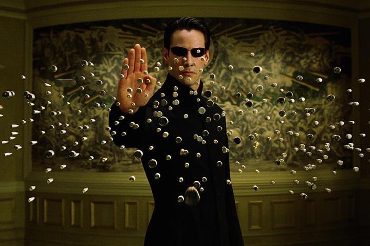 Matrix 4'ün çekimlerinden ilk görüntüler: Neo geri döndü!