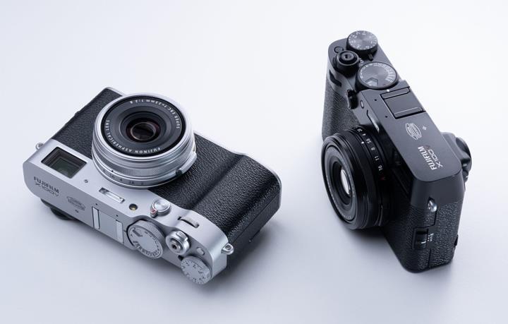 Daha yetenekli Fujifilm X100V kompakt kamera tanıtıldı
