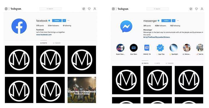 Facebook'un Twitter ve Instagram hesapları hacklendi!