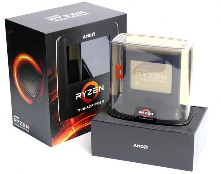AMD Ryzen Threadripper 3990X satışta: İlk testler ve Windows 10 Enterprise'la performans artışı